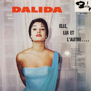 <i>Elle, lui et lautre....</i> 1960 studio album by Dalida