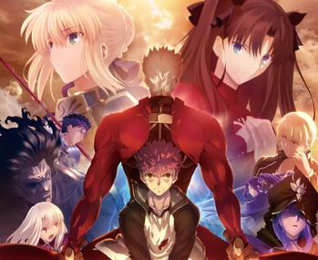 List Of Fate Stay Night Characters Wikipedia