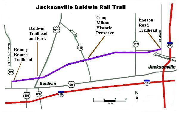 JacksonvilleBaldwin Rail Trail Wikipedia