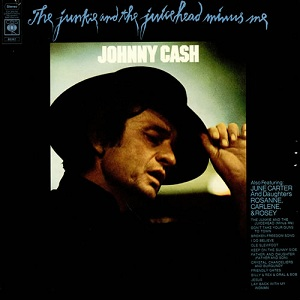 <i>The Junkie and the Juicehead Minus Me</i> 1974 studio album by Johnny Cash