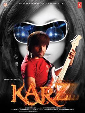 Karzzzz (2008) 720p Untouched WEBHD AVC AAC ESub [DDR]