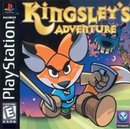 Kingsley S Adventure Wikipedia