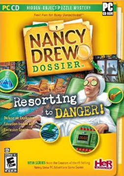 Nancy Drew Dossier - Resorting to Danger Coverart.png