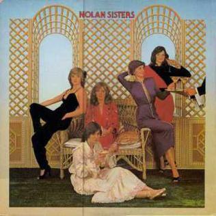 <i>Nolan Sisters</i> (album) 1979 studio album by The Nolan Sisters