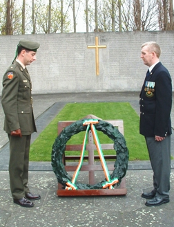 ONET Wreath Laying Ceremony