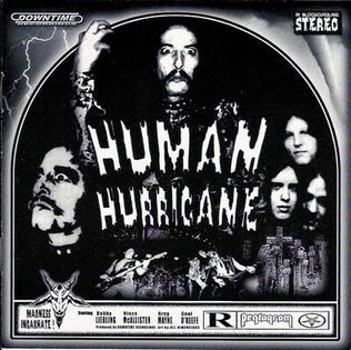 <i>Human Hurricane</i> compilation album by Pentagram