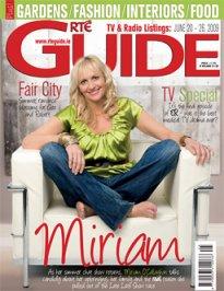 <i>RTÉ Guide</i> Irish television and radio listings magazine
