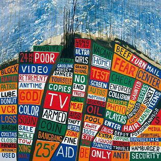 <i>Hail to the Thief</i> 2003 studio album by Radiohead