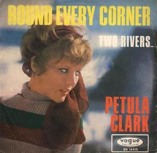 Round Every Corner 1965 single by Petula Clark