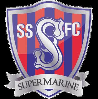 Swindon Supermarine F.C. Association football club in England