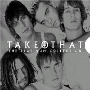 The Platinum Collection (Take That album) - Wikipedia Take That Album