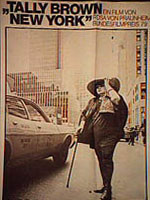 Tally Brown, New York-filmoposter.jpg