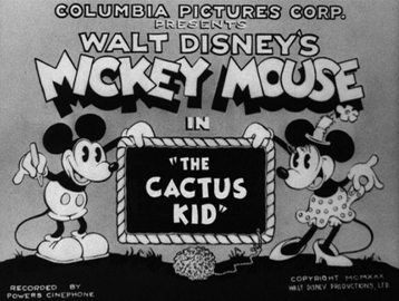 The Cactus Kid (1930 film) - Wikipedia