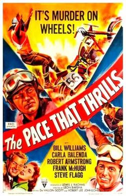 I Pace Release Date >> The Pace That Thrills (1952 film) - Wikipedia