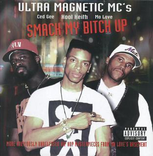 Ultramagnetic MC's Ultramagnetics Poppa Large
