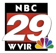 WVIR-TV NBC/CW affiliate in Charlottesville, Virginia