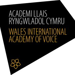 Logo of the Wales International Academy of Voice