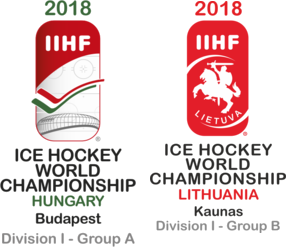 2018 IIHF World Championship Division I