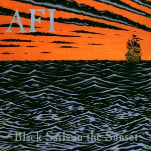 <i>Black Sails in the Sunset</i> 1999 studio album by AFI