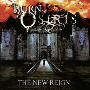 <i>The New Reign</i> 2007 EP by Born of Osiris