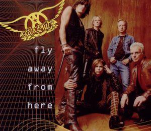 Titelbild des Gesangs Fly Away from Here von Aerosmith