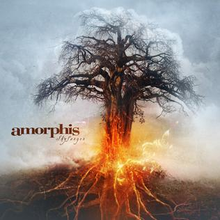 <i>Skyforger</i> (album) 2009 studio album by Amorphis