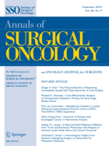 <i>Annals of Surgical Oncology</i> Academic journal