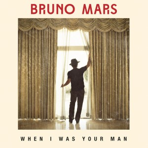 Bruno Mars — When I Was Your Man (studio acapella)