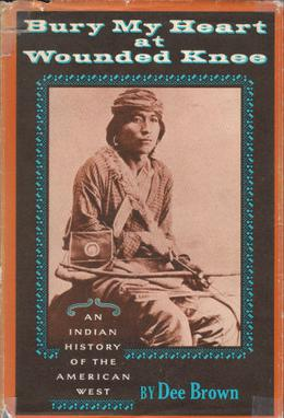 bury my heart at wounded knee book essay Paper example bury my heart at wounded   dee brown named bury my heart at wounded knee the movie, by the same name as the book,  hole in my heart essay.