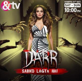 <i>Darr Sabko Lagta Hai</i> Indian horror reality television series