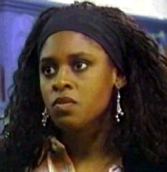 Della Alexander fictional character in the soap opera EastEnders