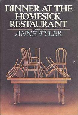 an analysis of dinner at the homesick restaurant a novel by anne tyler The novel by anne tyler, entitled dinner at the homesick restaurant, is written in three sections the novel is about the life of pearl tull (and her impending death), and the family she has.