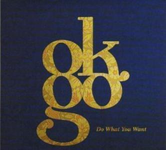 Titelbild des Gesangs Do What You Want von OK Go