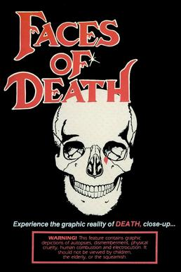 Picture of a movie: Faces Of Death