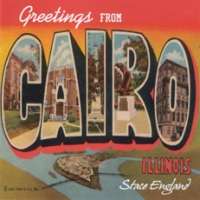 Greetings From Cairo, Illinois cover