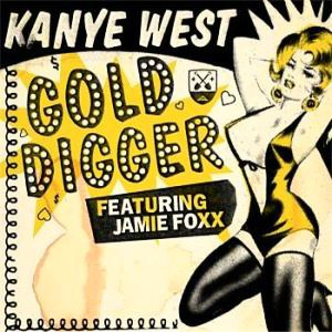 Kanye West featuring Jamie Foxx — Gold Digger (studio acapella)