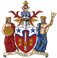 Coat of arms of the Royal Borough of Greenwich