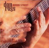 <i>Huron Street</i> (album) 2001 studio album by Don Ross