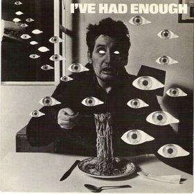 Ive Had Enough (Wings song) 1978 single by Wings