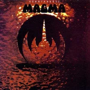 <i>Köhntarkösz</i> 1974 studio album by Magma