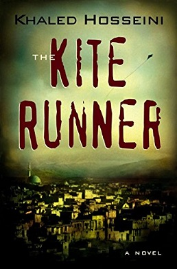 Book cover of The Kite Runner