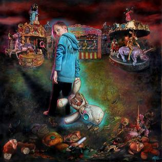<i>The Serenity of Suffering</i> 2016 studio album by Korn