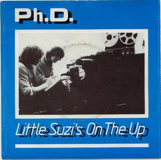 Little Suzis on the Up 1981 song performed by Ph.D.