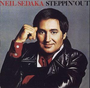 <i>Steppin Out</i> (Neil Sedaka album) 1976 studio album by Neil Sedaka