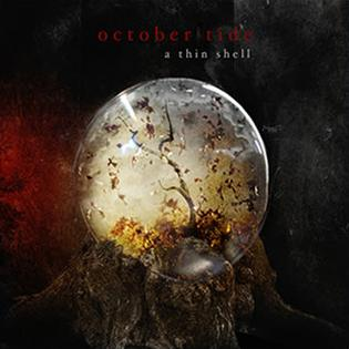 <i>A Thin Shell</i> 2010 studio album by October Tide