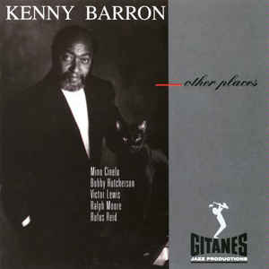 <i>Other Places</i> (album) 1993 studio album by Kenny Barron