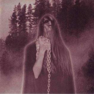 <i>Over Bjoergvin graater himmerik</i> 2002 studio album by Taake