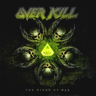 <i>The Wings of War</i> 2019 studio album by Overkill
