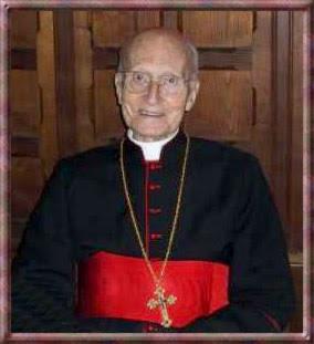 Paul Augustin Mayer Catholic cardinal