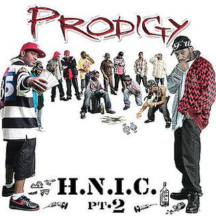 <i>H.N.I.C. Pt. 2</i> 2008 studio album by Prodigy